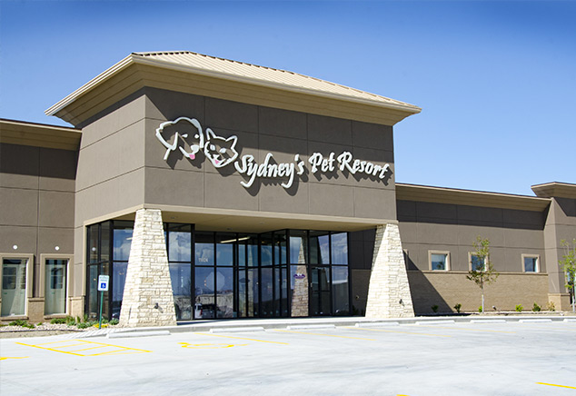 Sydney's Pet Resort in Wichita, KS Storefront